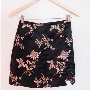 Super Rare Brandy Melville Moss Skirt